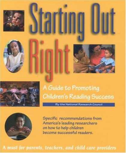 Books About Success - Starting Out Right: A Guide to Promoting Children's Reading Success