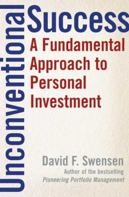 Books About Success - Unconventional Success: A Fundamental Approach to Personal Investment