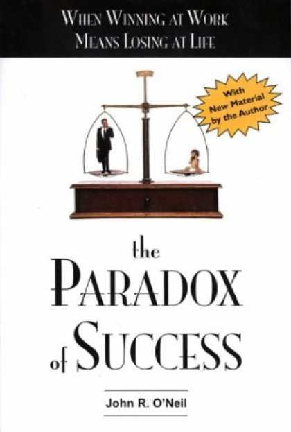 Books About Success - The Paradox of Success