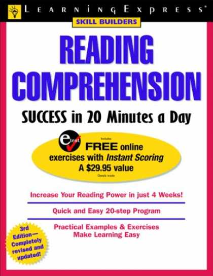 Books About Success - Reading Comprehension Success in 20 Minutes a Day, 3rd Edition (Skill Builders)