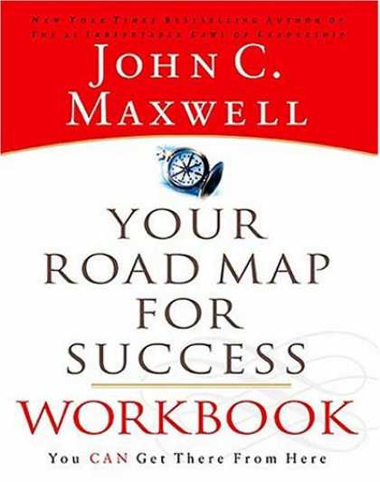 Books About Success - Your Road Map For Success Workbook You <i>can <i>get There From Here