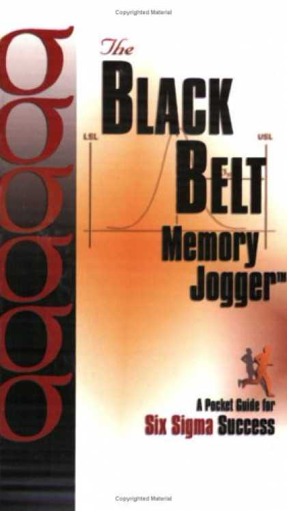 Books About Success - The Black Belt Memory Jogger: A Pocket Guide for Six Sigma Success