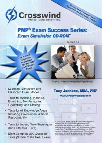 Books About Success - PMP Exam Success Series: Exam Simultion CD-ROM (3500 questions, 26 tests)