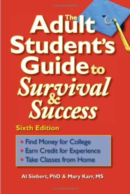 Books About Success - The Adult Student's Guide to Survival & Success