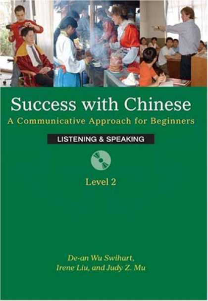 Books About Success - Success With Chinese: A Communicative Approach For Beginners (Level 2, Listening