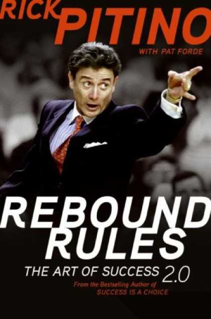 Books About Success - Rebound Rules: The Art of Success 2.0