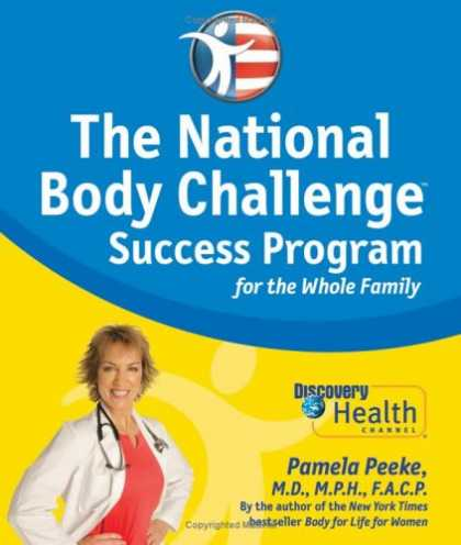 Books About Success - The National Body Challenge Success Program for the Whole Family