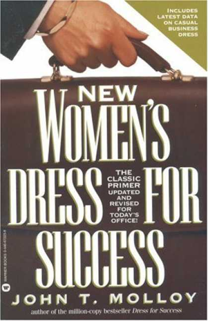 Books About Success - New Women's Dress for Success