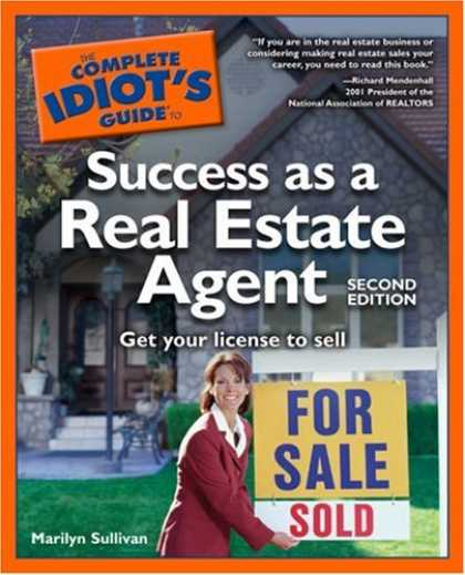 Books About Success - The Complete Idiot's Guide to Success as a Real Estate Agent, 2nd Edition