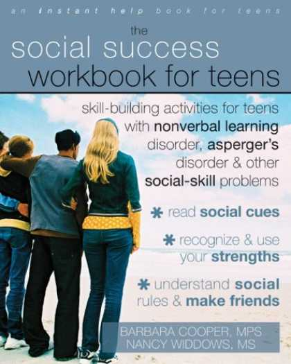 Books About Success - The Social Success Workbook for Teens: Skill-building Activities for Teens With