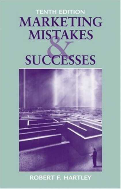 Books About Success - Marketing Mistakes and Successes