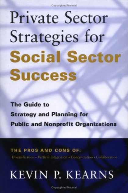 Books About Success - Private Sector Strategies for Social Sector Success