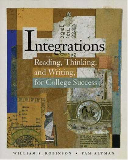 Books About Success - Integrations: Reading, Thinking, and Writing for College Success