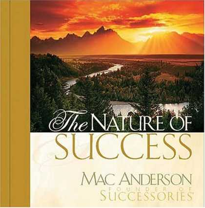 Books About Success - The Nature of Success