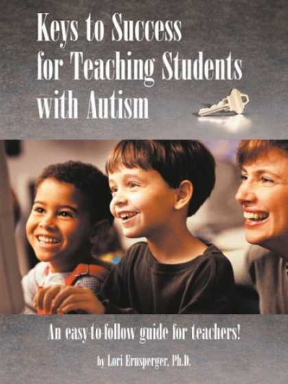Books About Success - Keys to Success for Teaching Students with Autism