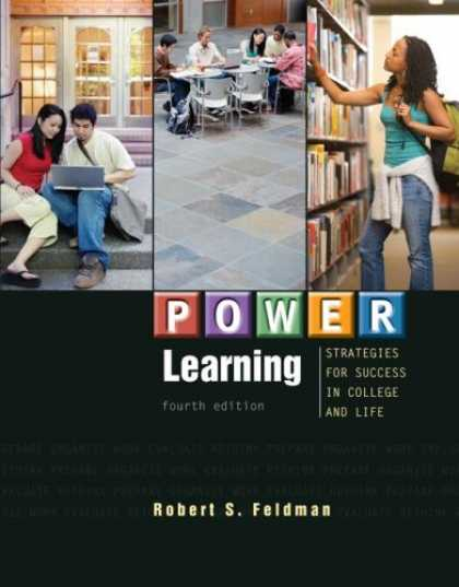 Books About Success - P.O.W.E.R. Learning: Strategies for Success in College and Life