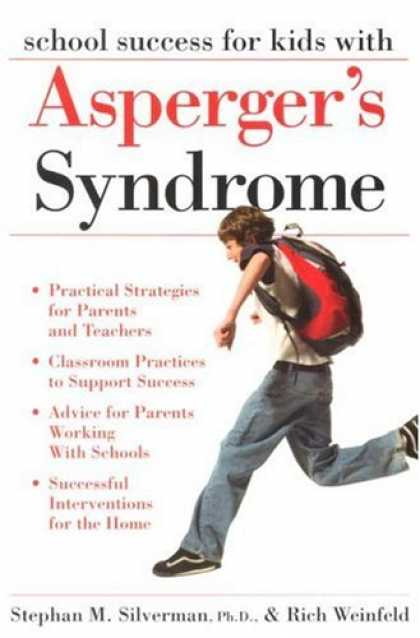 Books About Success - School Success for Kids With Asperger's Syndrome: A Practical Guide for Parents
