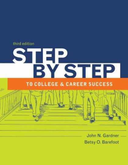 Books About Success - Step by Step to College and Career Success
