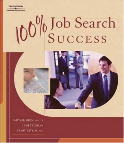 Books About Success - 100% Job Search Success