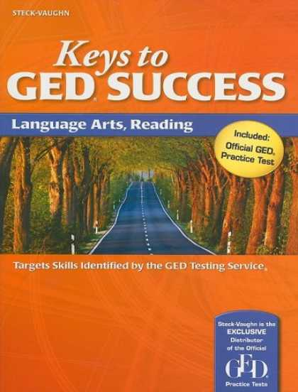 Books About Success - Keys to GED Success: Language Arts, Reading