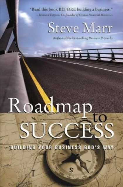 Books About Success - Roadmap to Success: Building Your Business God's Way