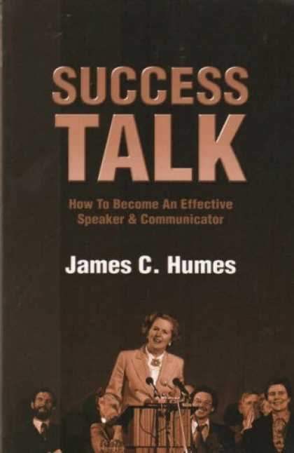 Books About Success - Success Talk: How to Become an Effective Speaker & Communicator