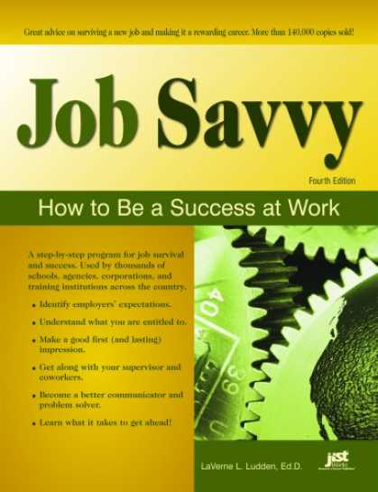 Books About Success - Job Savvy: How to Be a Success at Work