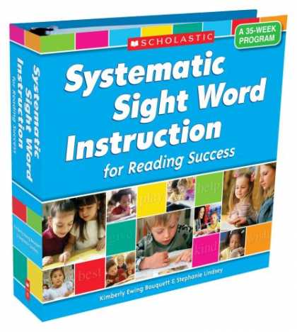 Books About Success - Systematic Sight Word Instruction for Reading Success: A 35-Week Program