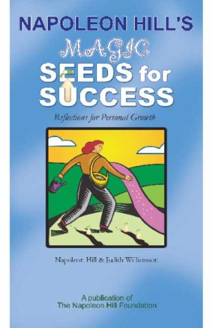 Books About Success - Napoleon Hill's Magic Seeds for Success: Reflections for Personal Growth