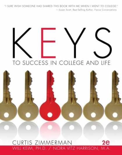 Books About Success - Keys to Success in College and Life, 2nd Edition