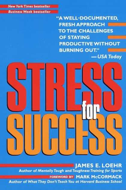 Books About Success - Stress for Success