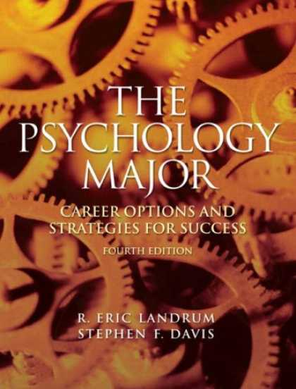 Books About Success - The Psychology Major: Career Options and Strategies for Success (4th Edition)