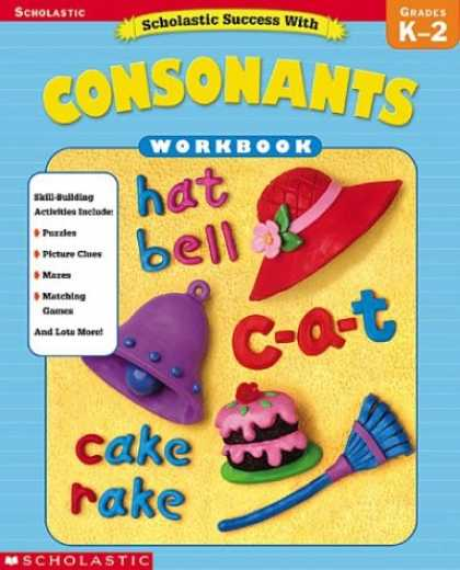 Books About Success - Scholastic Success With Consonants