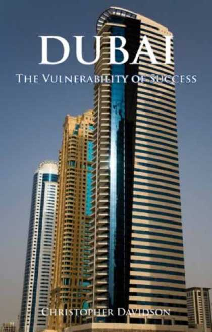 Books About Success - Dubai: The Vulnerability of Success
