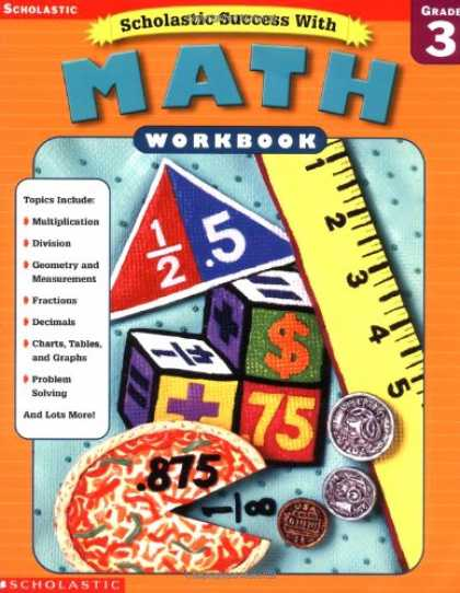 Books About Success - Scholastic Success With Math Workbook Grade 3 (Grades 3)