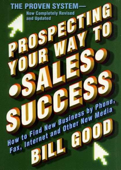 Books About Success - Prospecting Your Way to Sales Success
