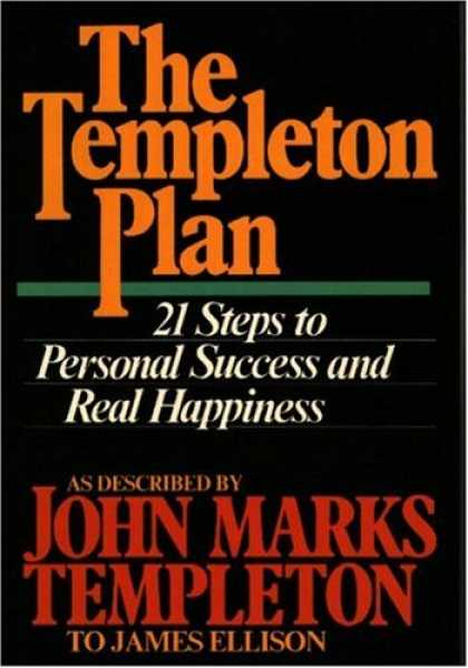 Books About Success - Templeton Plan: 21 Steps to Personal Success and Real Happiness