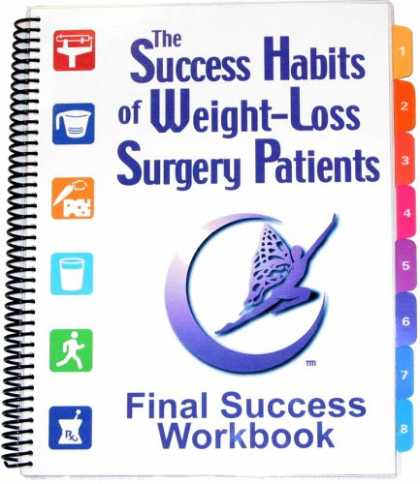Books About Success - Success Habits Workbook (Success Habits of Weight Loss Surgery Patients)