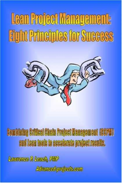 Books About Success - Lean Project Management: Eight Principles For Success