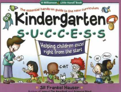 Books About Success - Kindergarten Success: Helping Children Excel Right from the Start (Williamson Li