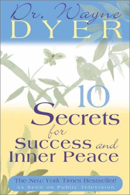 Books About Success - 10 Secrets for Success and Inner Peace