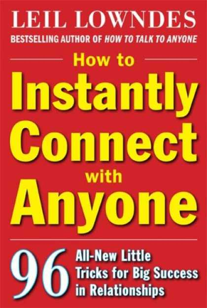 Books About Success - How to Instantly Connect with Anyone: 96 All-New Little Tricks for Big Success i