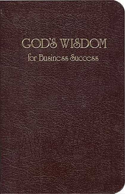 Books About Success - God's Wisdom for Business Success