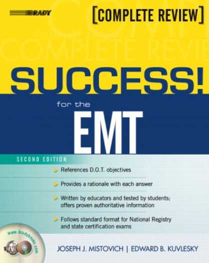 Books About Success - SUCCESS! for the EMT-Basic (2nd Edition) (Success Across the Boards)