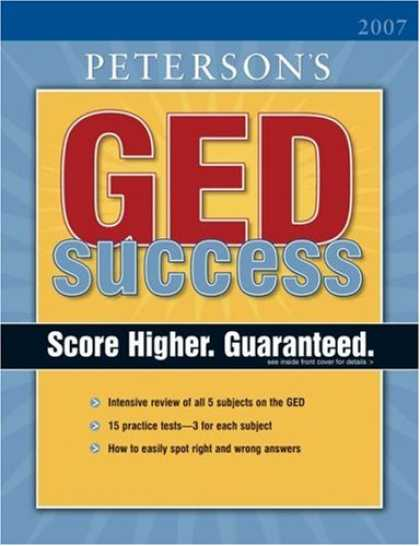 Books About Success - GED Success 2007