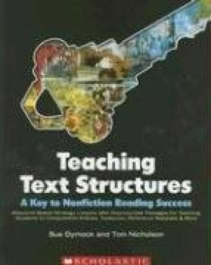 Books About Success - Teaching Text Structures: A Key to Nonfiction Reading Success: Research-Based St