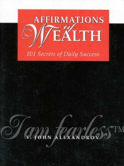 Books About Success - Affirmations of Wealth: 101 Secrets of Daily Success