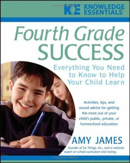 Books About Success - Fourth Grade Success: Everything You Need to Know to Help Your Child Learn