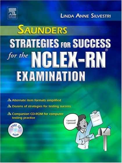 Books About Success - Saunders Strategies for Success for the NCLEX-RN® Examination (Saunders Strat