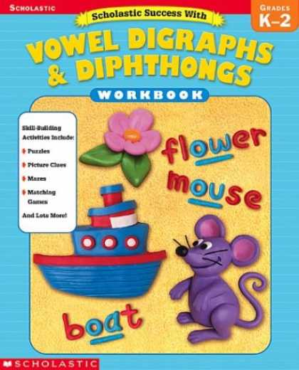 Books About Success - Scholastic Success With Vowel Digraphs & Dipthongs